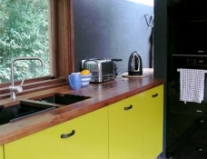 KITCHEN DESIGN: Linear Kitchen