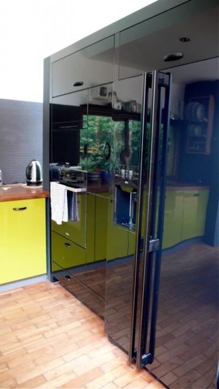 Kitchen design linear kitchen contributors for Linear kitchen design